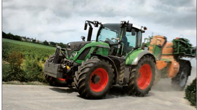 Cote agricole d 39 occasion des tracteurss fendt 720 vario - Cars et les tracteurs ...