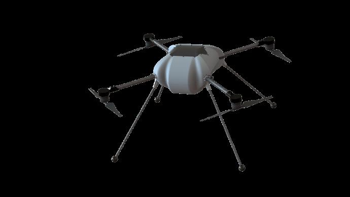 Delta X: le dernier-né de Delta Drone.