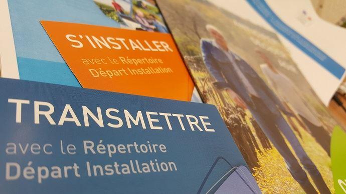 Plus que l'installation, la transmission des exploitation est un enjeu crucial pour l'agriculture française pour les dix prochaines années.