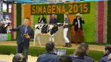 Le programme des concours bovins open show et ventes du Simagena 2017