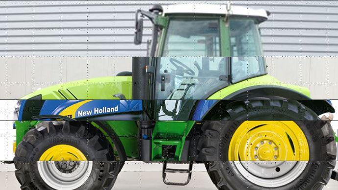 Le portrait robot d'un tracteur d'occasion