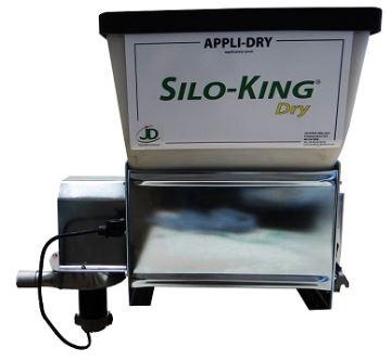 Une application plus précise pour l'additif microbiologique Silo-king dry