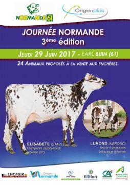 Vente lors de la journée Normande du 29 juin, dans l'Orne