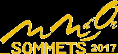 12 récompensent en 2017 pour les lauréats des sommets d'or