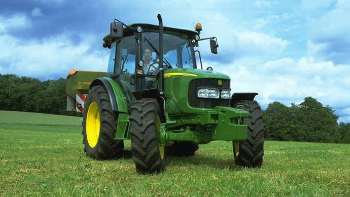 cote agricole d 39 occasion des tracteurs john deere 5820. Black Bedroom Furniture Sets. Home Design Ideas
