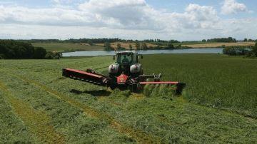 Vicon GeoMow et GeoRake, l'agriculture de précision pour la fenaison