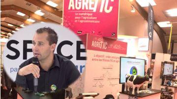 Agretic: «Programmatique et terrain» pour le numérique agricole