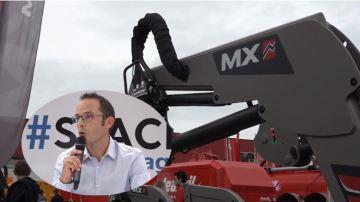 MX: «Le chargeur frontal, c'est la polyvalence! »
