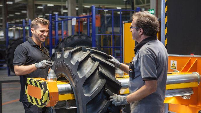 Les pneumatiques Agricoles de Continental seront fabriqués à Lousado au Portugal