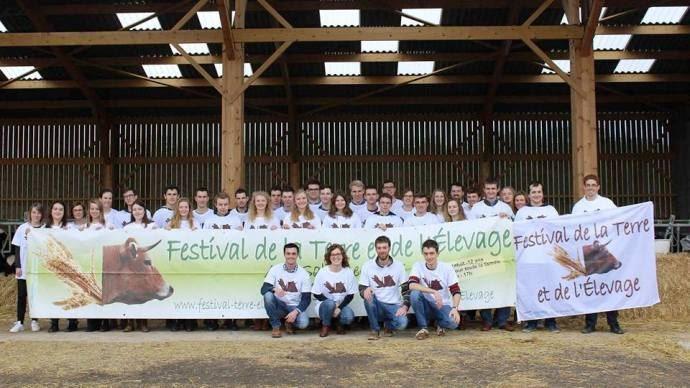 Le festival de la terre et de l'élevage, qui se tiendra du 21 au 22 octobre, est une initiative portée par les étudiants d'UniLaSalle Beauvais (60)