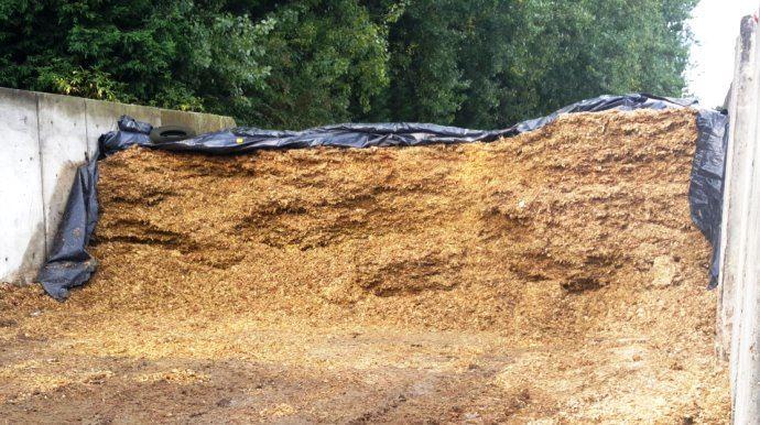 Un sondage de Web-agri révèle que 59,1% des éleveurs attendent au moins deux semaines avant d'ouvrir leur nouveau silo de maïs. C'est un bon début mais l'idéal serait d'attendre un mois et demi à deux mois pour qu'il se stabilise.