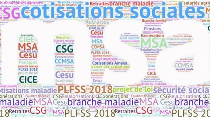 Carte Assurance Maladie Msa.Msa Et Projet De Loi De Financement De La Securite Sociale 2018