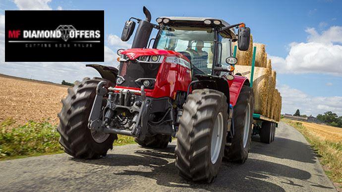 Massey Ferguson services Diamant - Protéger votre tracteur telle une pierre précieuse