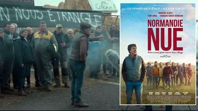 Pas au poil [Critique — Normandie nue