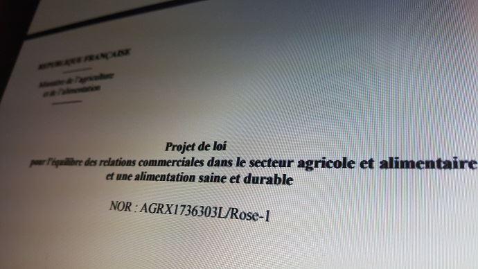 Au nom du groupe de La France insoumise, le député François Ruffin a publié sur son blog, jeudi 2 janvier dans la matinée, le projet de loi qui doit être présenté en conseil des ministres mercredi 31 janvier.