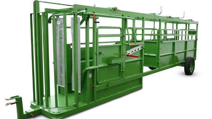 Marechalle pesage PM 30006,5 mètre intérieur