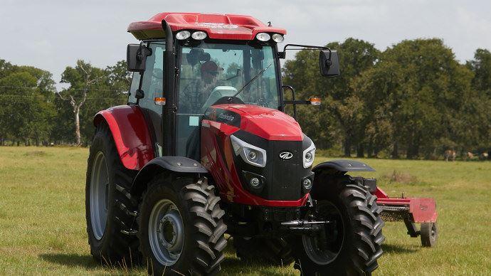 Mahindra le premier fabricant de tracteurs au monde s - Cars et les tracteurs ...