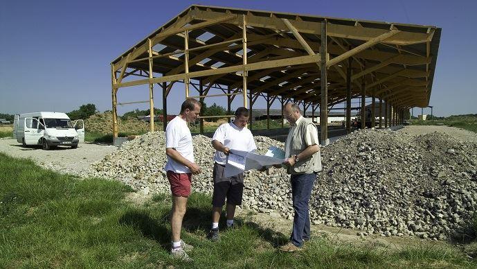 En 2017, plus de 10300 permis de construire ont été délivrés sur des surfaces agricoles et, donc, pour des projets agricoles.