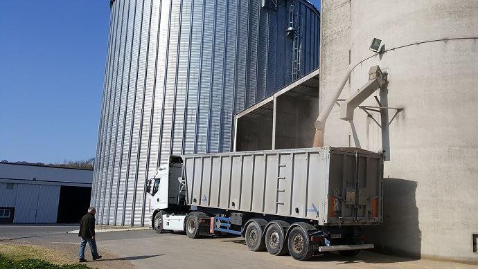 Les exportations de blé tendre vers les pays de l'Union européenne n'ont jamais été aussi élevées depuis la campagne 2005-2006.