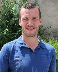 Sylvain Rousselet, président d'Ecla 53