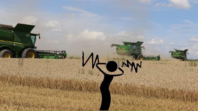 Nuisances sonores des travaux agricoles