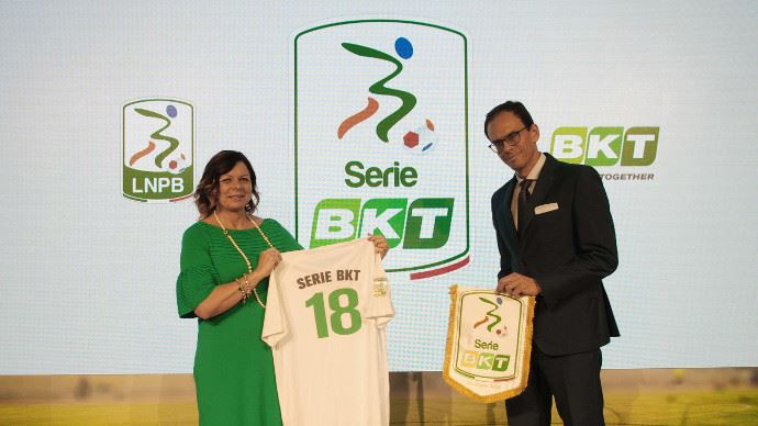 BKT Sponsorise le football italien