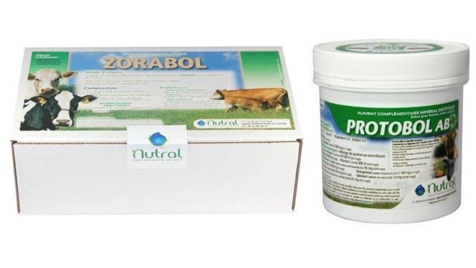 Nutral complète sa gamme de gestion du risque parasitaire avec ses bolus Protobol et Zorabol