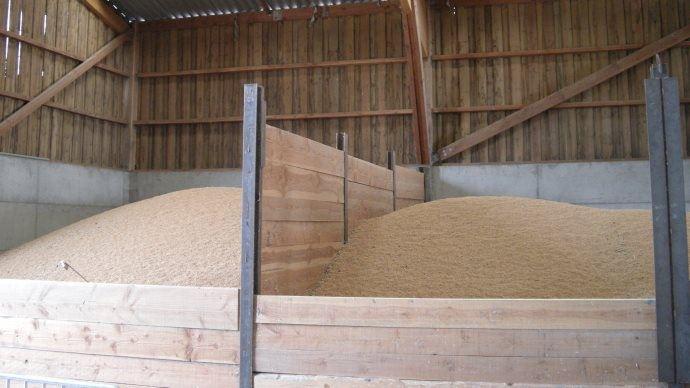 Prix du blé