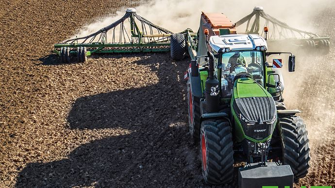Application Fendt Connect