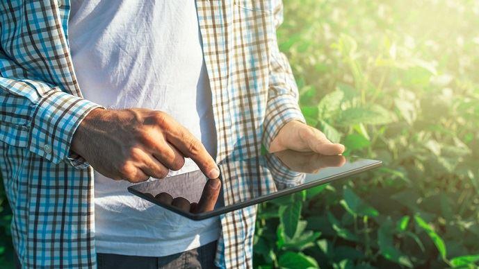 Application mobile pour les agriculteurs