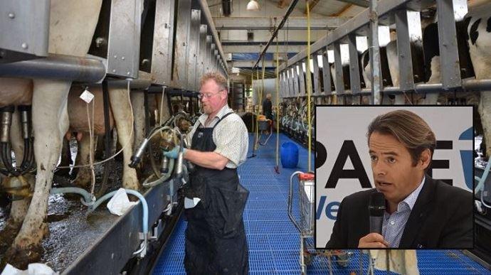 O. Mevel: «Il faut s'attaquer à la structure des marchés lait et viande»