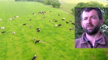 Vincent Fleurance, éleveur: «Nous sommes à 80% d'autonomie protéique»