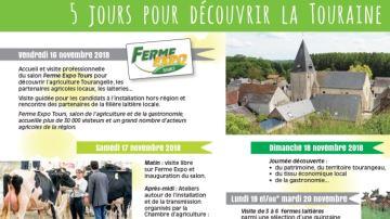 Participez au rallye des fermes à reprendre en Indre-et-Loire