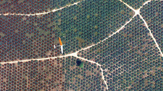 Drone agricole : Delair achète Airware pour former un champion mondial
