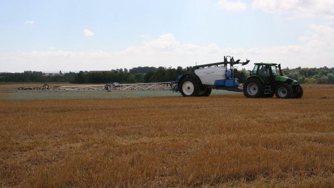 En consacrant un site à l'usage du glyphosate et la recherche d'alternatives, le Gouvernement veut rendre transparent les efforts du monde agricole.