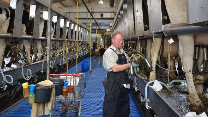 Selon le Cniel, la production laitière française poursuit son recul en cette fin d'année 2018.