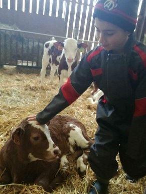 À seulement 10 ans Matéo est élu 2e dauphin de Mister Fra,ce agricole junionr