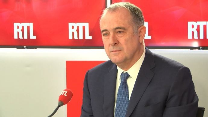 Didier Guillaume RTL