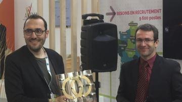 Roland Lenain est le lauréat du Sedimaster 2018