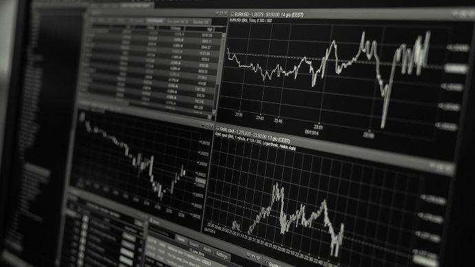 Fluctuation de valeurs commerciales sur les marchés