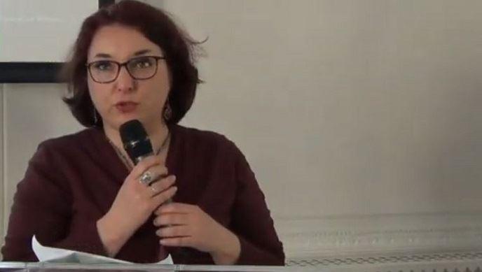 Laurence Lyonnais, numéro 11 sur la liste La France insoumise pour les élections européennes, a détaillé le programme agricole du mouvement de Jean-Luc Mélenchon lors d'un événement organisé par le Syrpa mi-avril 2019
