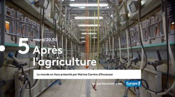 Y a-t-il une autre vie après l'agriculture?