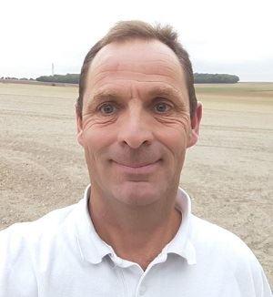 Vincent Guyot est agriculteur dans l'Aisne.