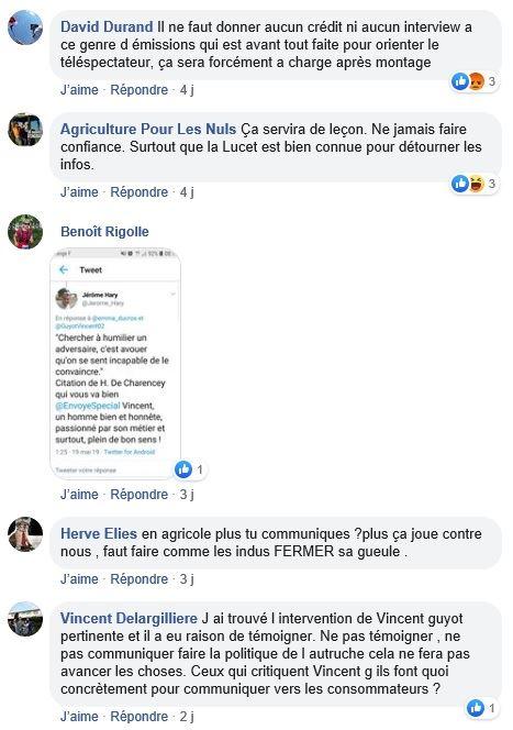 post facebook coup de gueule de vincent guyot suite a envoye special