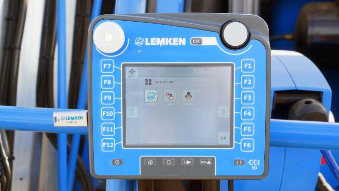 Lemken service après vente