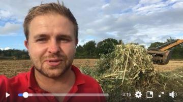 Le «coup de gueule» de Thibaut Giraud, jeune agriculteur, sur Facebook/Twitter