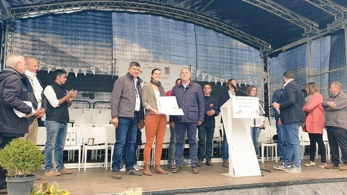 remise des prix aux terres de jim concours graines d agriculteurs 2019