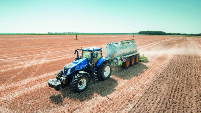 New Holland T8 Genesis