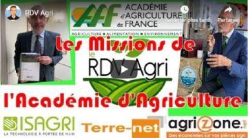 L'Académie d'agriculture de France prend un coup de jeune