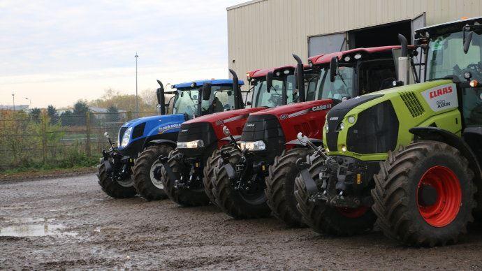 Conjoncture économique Le talon d'Achille de l'agriculture française n'est pas son niveau d'équipement